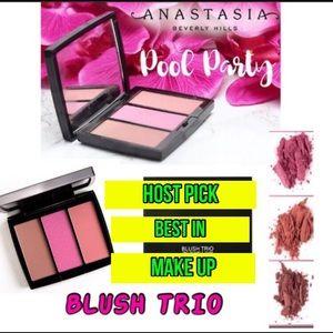 Anastasia Blush Trio.  NEW  POOL PARTY